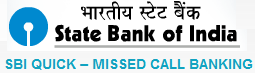 SBI Bank Account Balance Check by Missed call